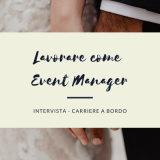 lavorare come event manager
